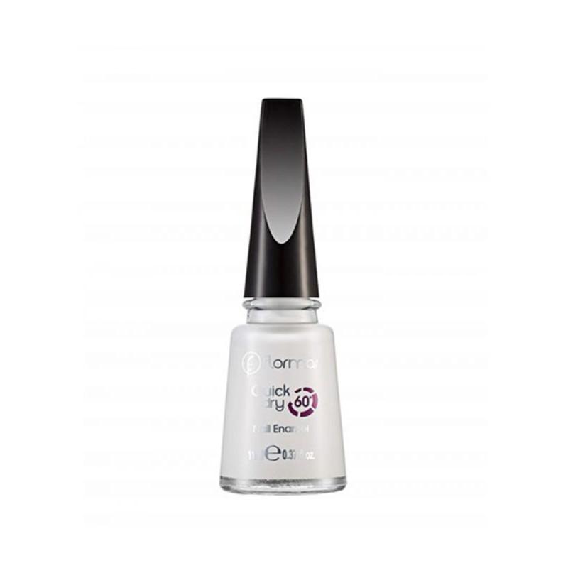 Flormar Nail Enamel Qd01 Cashmere Cosmetics